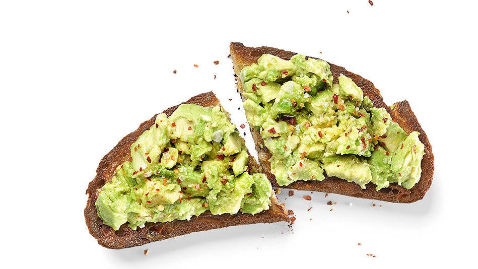"""It may sound counterintuitive, but slimming down by eating fat—there's nearly 30 grams in an avocado—€""""is an idea"""