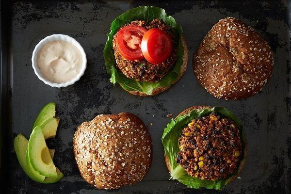 Homemade Vegan Burgers That Don't Suck Recipes — Dishmaps