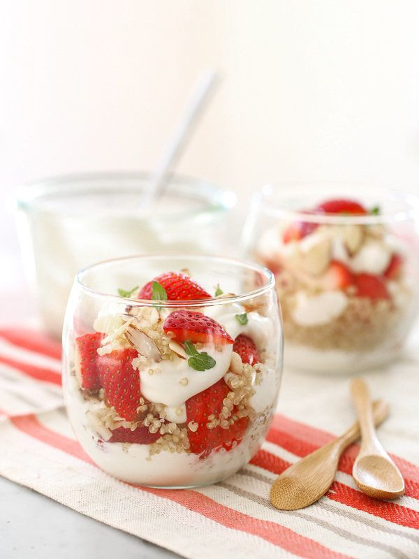 "<strong>Get the <a href=""http://www.foodiecrush.com/2014/01/strawberry-and-quinoa-parfait-and-a-giveaway/"" target=""_blank"">St"