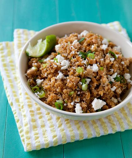 "<strong>Get the <a href=""http://www.annies-eats.com/2014/03/13/quinoa-pilaf-with-chipotle-queso-fresco-and-lime/"" target=""_bl"