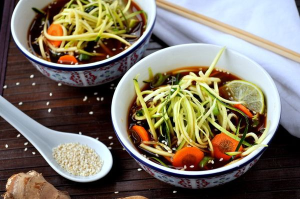 """<strong>Get the <a href=""""http://www.foodwellsaid.com/2014/03/ramen-noodle-soup.html"""" target=""""_blank"""">Cleansing Vegan Ramen Wi"""