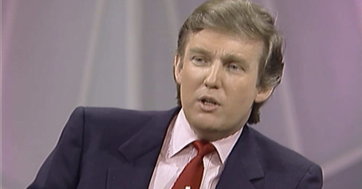 In 1988, Oprah Asked Donald Trump If He'd Ever Run For ...