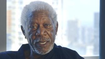Morgan Freeman appears in a Global Zero video supporting the potential nuclear agreement with Iran.
