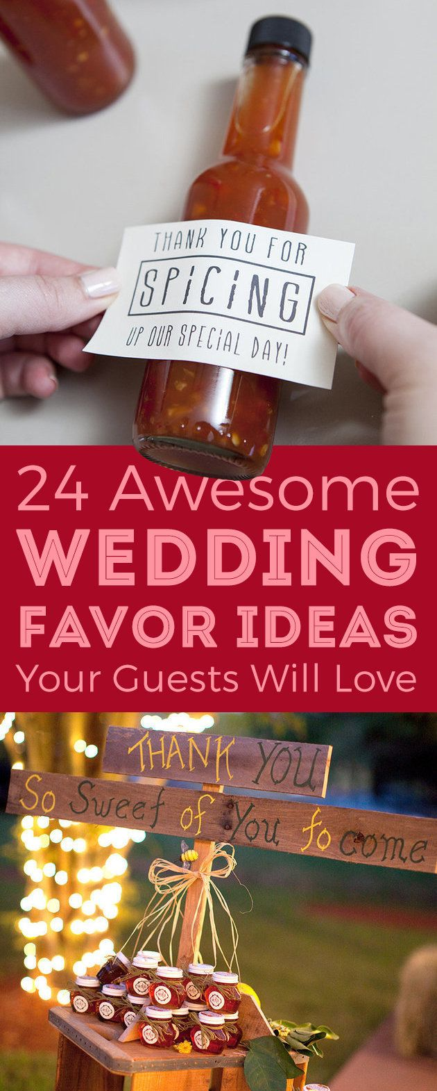 24 Wedding Favor Ideas That Dont Suck Huffpost Life