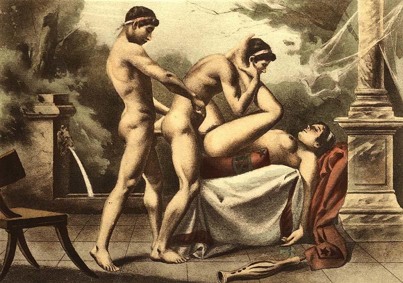 Tit and clit torture art