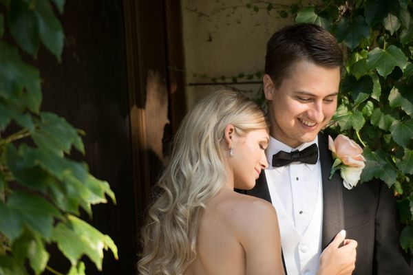 """<span style=""""color: #141823;"""">""""Lauren and Anthony were married this weekend and celebrated at the Wisconsin Club downtown."""" -"""