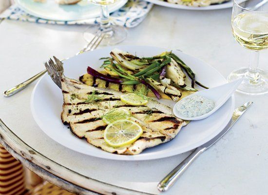 "<strong>Get the <a href=""https://www.huffpost.com/entry/grilled-trout-with-lemon-_n_1058473"" target=""_hplink"">Grilled Trout w"