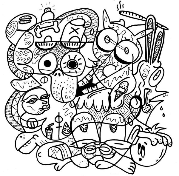 Free Coloring Pages Of Stoner