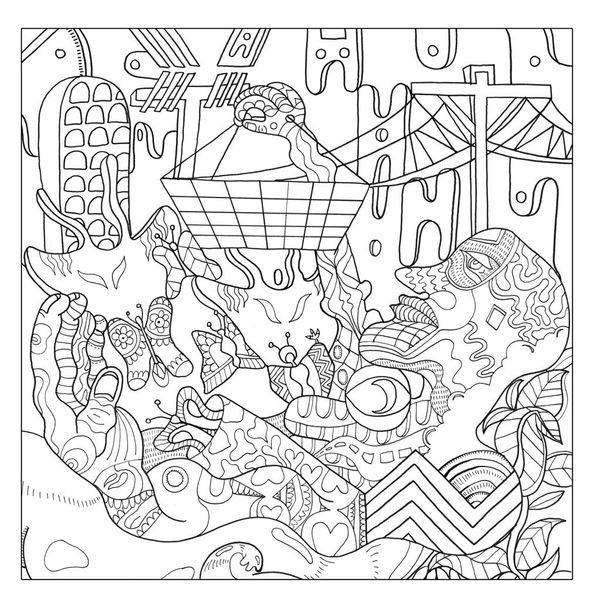 Whoa Man, There's A Coloring Book For Stoners | HuffPost