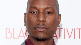 NEW YORK, NY - NOVEMBER 18:  Actor/singer Tyrese Gibson attends the 'Black Nativity' premiere at The Apollo Theater on November 18, 2013 in New York City.  (Photo by Jemal Countess/Getty Images)