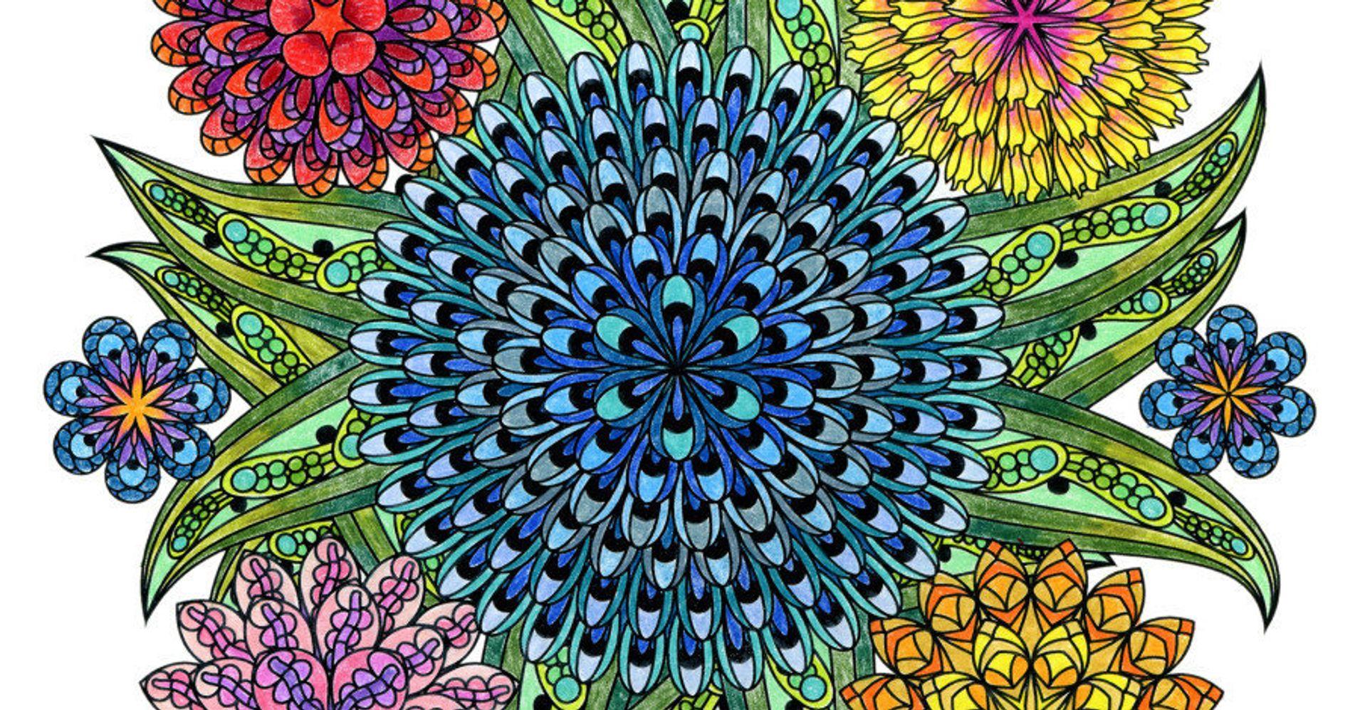Coloring book adult meditation stress - Coloring Book Adult Meditation Stress 57