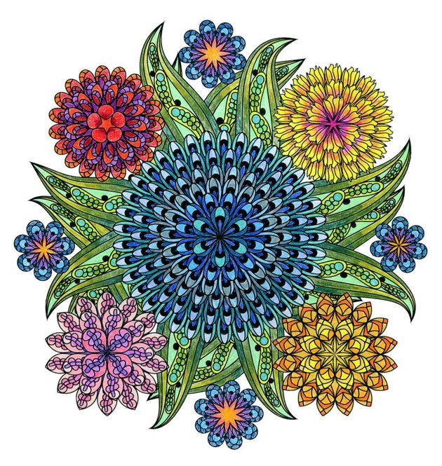 Why Coloring Could Be The New Alternative To Meditation ...