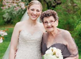 This Gorgeous 89-Year-Old Grandma Stole The Show As A Bridesmaid