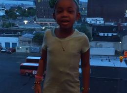 Leah Still Adorably Challenges Riley Curry To A Dance-Off