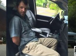 Fugitive Arrested After Cops See Him Acting In Horror Film