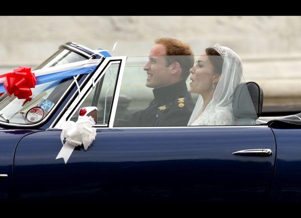 Left Wedding Cake In Car During Honeymoon