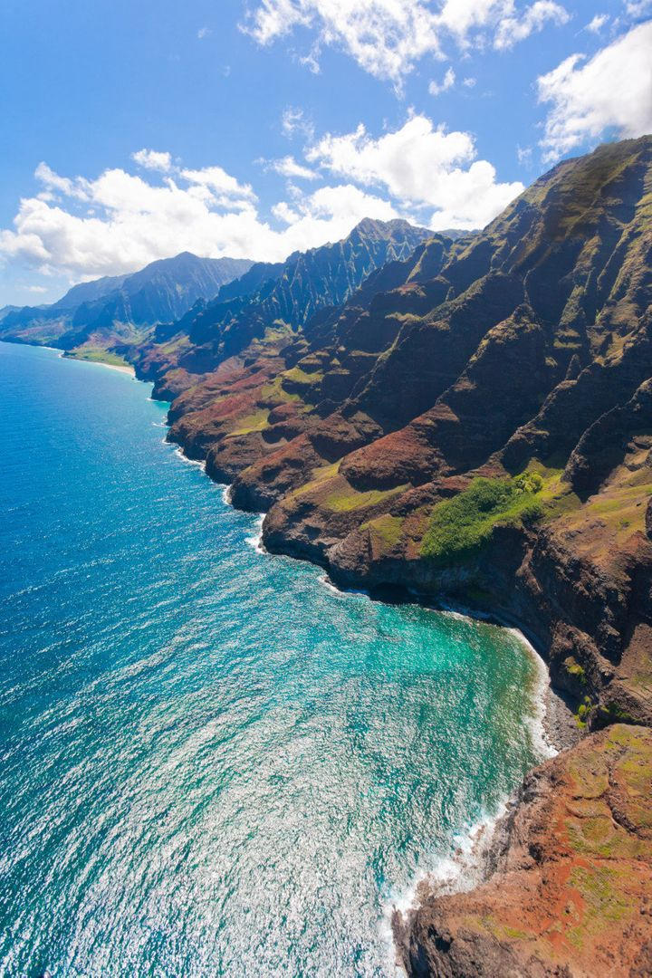 Hawaii S Na Pali Coast Is The Beautiful Place You Ve Never