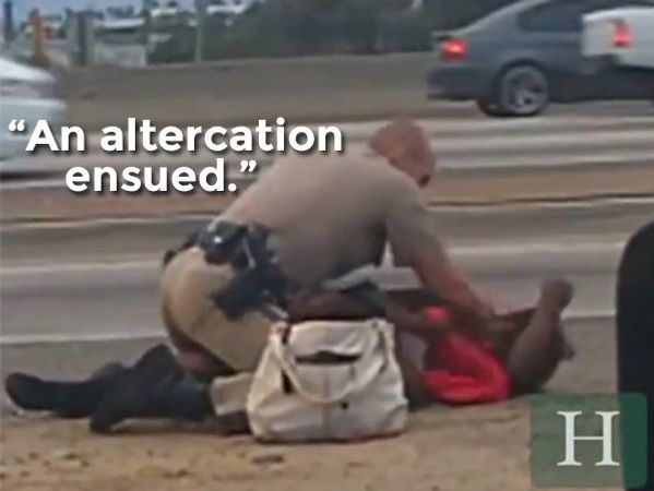 When Cops Get Caught Sanitizing And Flat-Out Lying About Brutality