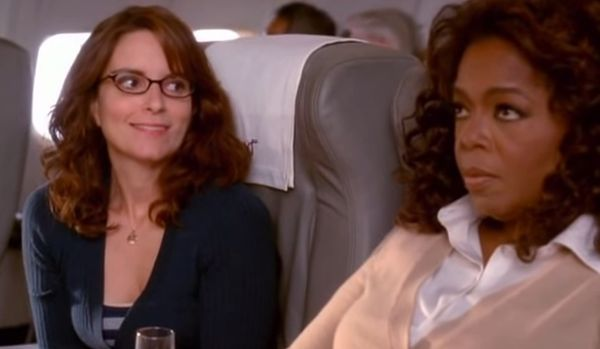 You know you've made it on TV when Oprah agrees to a cameo. As she did for the third series of '30 Rock'. Due to Oprah's sche