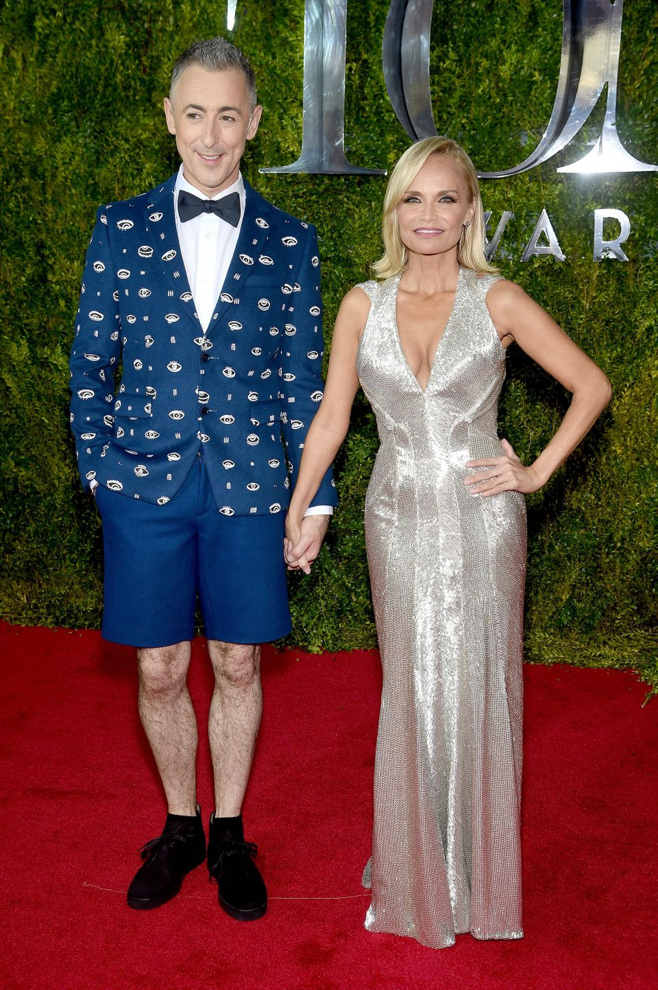 The 2015 Tony Awards at Radio City Music Hall in New York City on June 7.