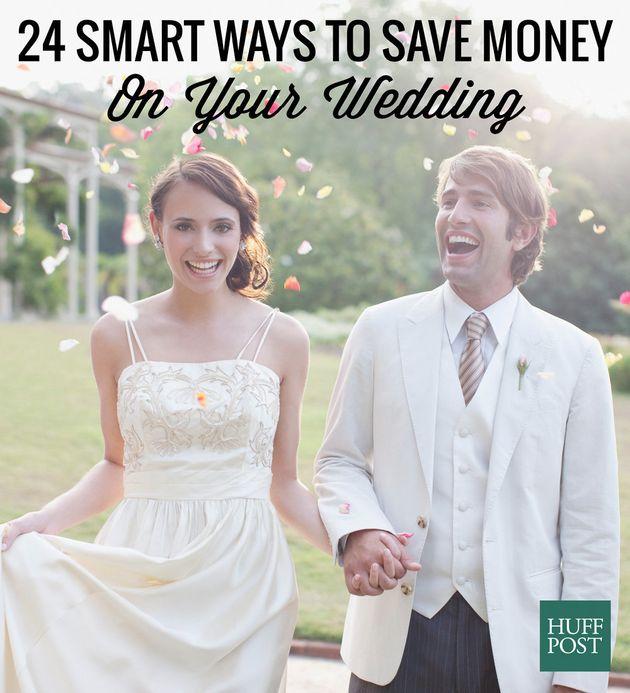 24 Smart Ways To Save $$$ On Your Wedding! - Edmonton DJ