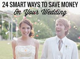 24 Smart Ways To Save Money On Your Wedding, According To Thrifty Brides