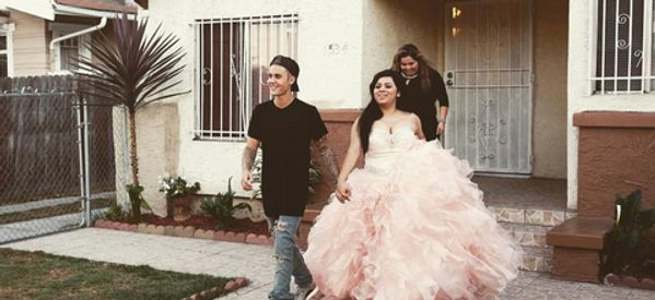 Watch Justin Bieber Throw A Fan The Quinceañera Of Her Dreams