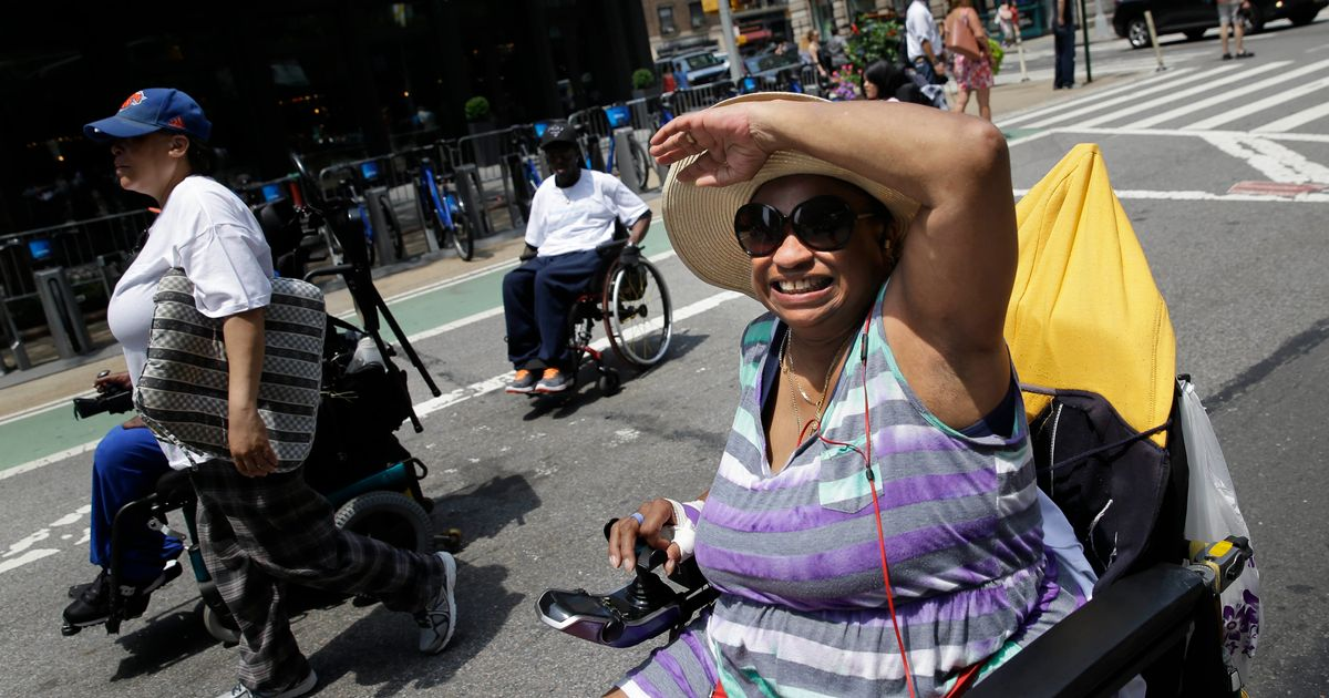 Here's How We Can Ensure People With Disabilities Have Equal Rights