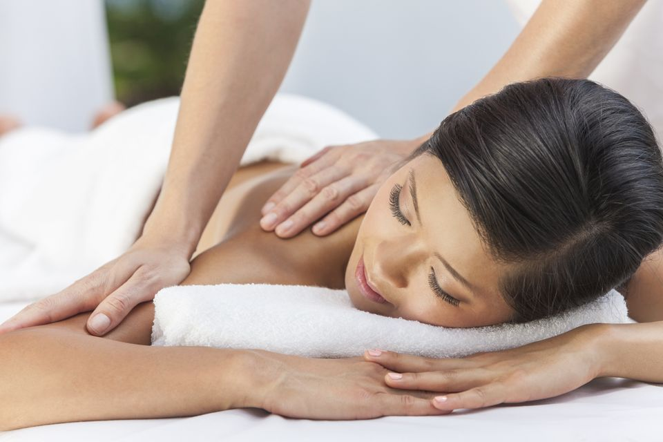 Most studies show that massage can reduce anxiety, blood pressure, and heart rate -- and lowering these is likely to cause yo