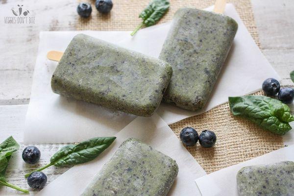 "<strong>Get the <a href=""http://www.veggiesdontbite.com/2014/07/07/blueberry-mango-banana-breakfast-pops/"">Blueberry Mango Ba"