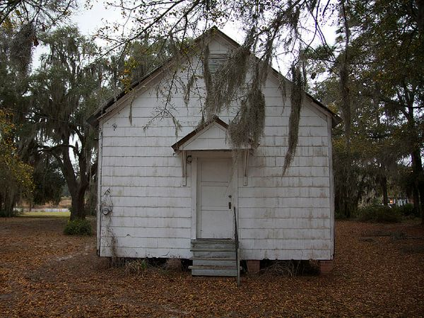 "<span style=""color: #555555;"">Former slaves built the Needwood Baptist Church roughly&nbsp;a decade after the Civil War. ""</s"