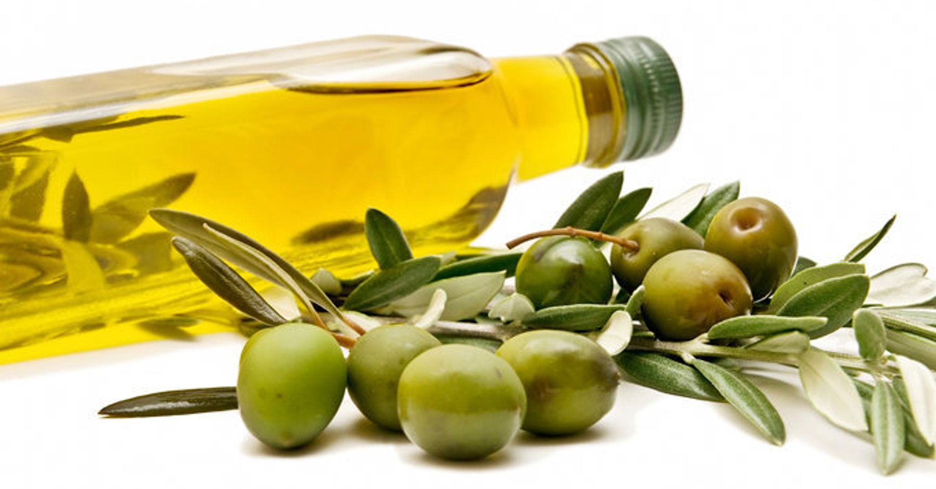 Olive Oil for Shiny Hair