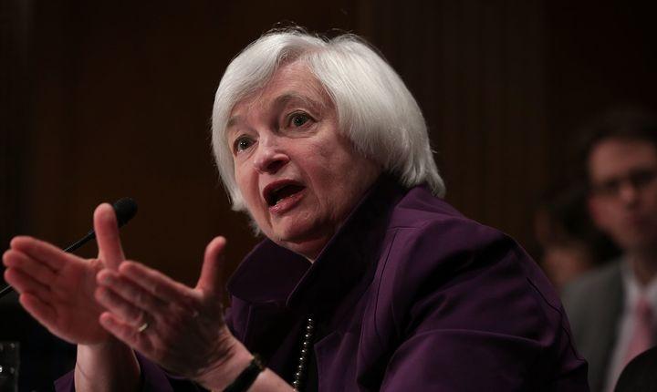 <p>Fed Chair Janet Yellen.</p>