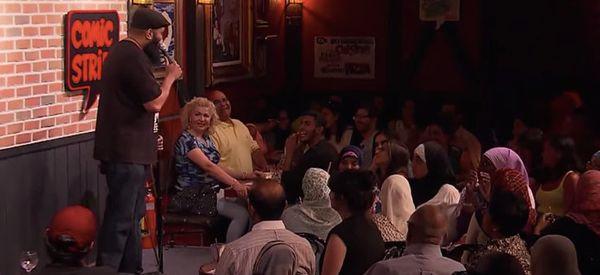 Muslim Funny Fest Is Using Comedy To Overcome Stigma