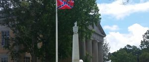 WALTON COUNTY CONFEDERATE FLAG