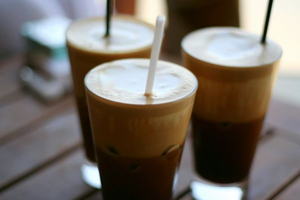 Greece proves that there is a time and a place for instant coffee, and that it can in fact be absolutely delicious. The Greek