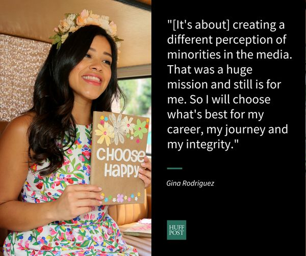 "<a href=""http://www.huffingtonpost.com/2015/04/21/gina-rodriguez-minorities-in-the-media_n_7109398.html"">Interview</a> w"