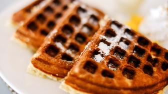 Anyone for waffles? :)