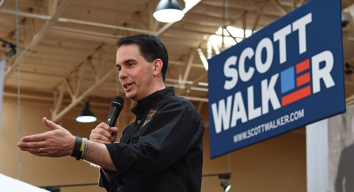 The Harley Davidson bikes that Wisconsin Gov. Scott Walker (R) loves are made with union labor.