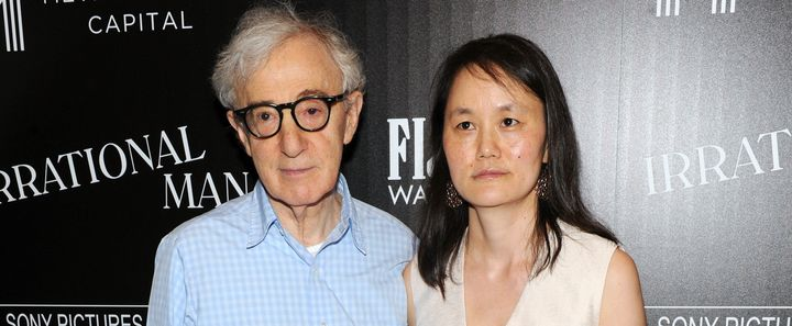 woody allen talking about his paternal relationship wife  woody allen talking about his paternal relationship wife soon yi will make you feel gross huffpost