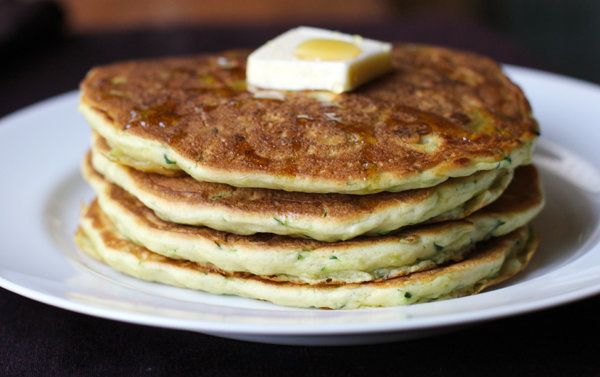 "<strong>Get the <a href=""http://food52.com/recipes/17054-lemon-zucchini-pancakes-with-a-heart-of-brie"" target=""_blank"">Lemon"