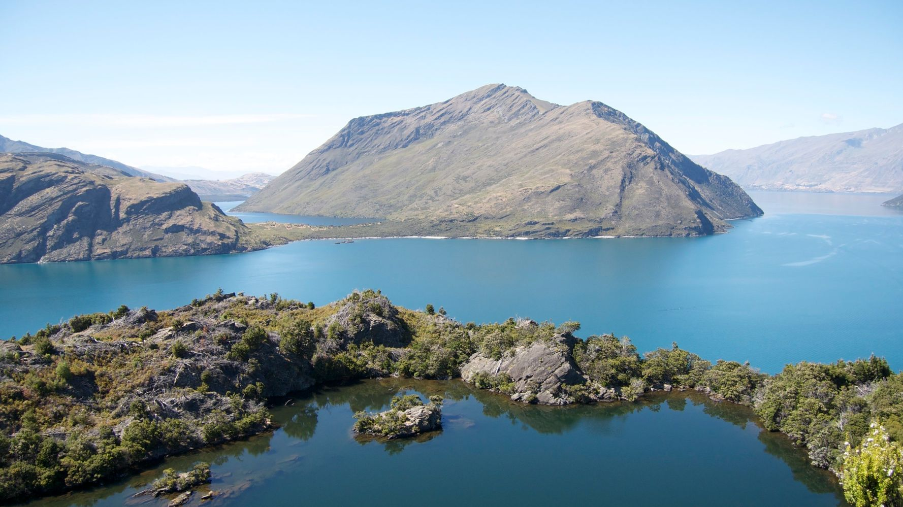Mou Waho Scenic Reserve Is The Stunning Island You've Never Heard Of