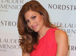 Eva Mendes' Sassy Side-Part Hair, And More Celebrity Beauty Looks