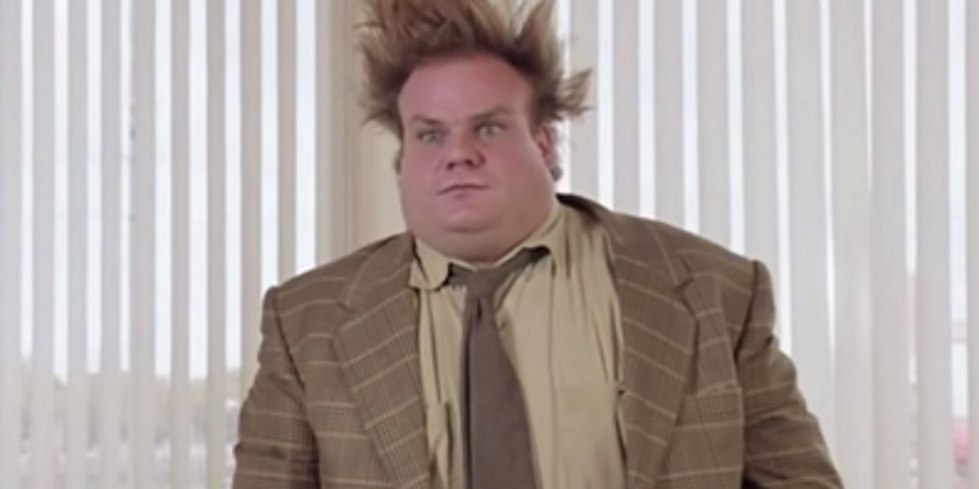 Chris Farley Young Someone Edited Chris F...