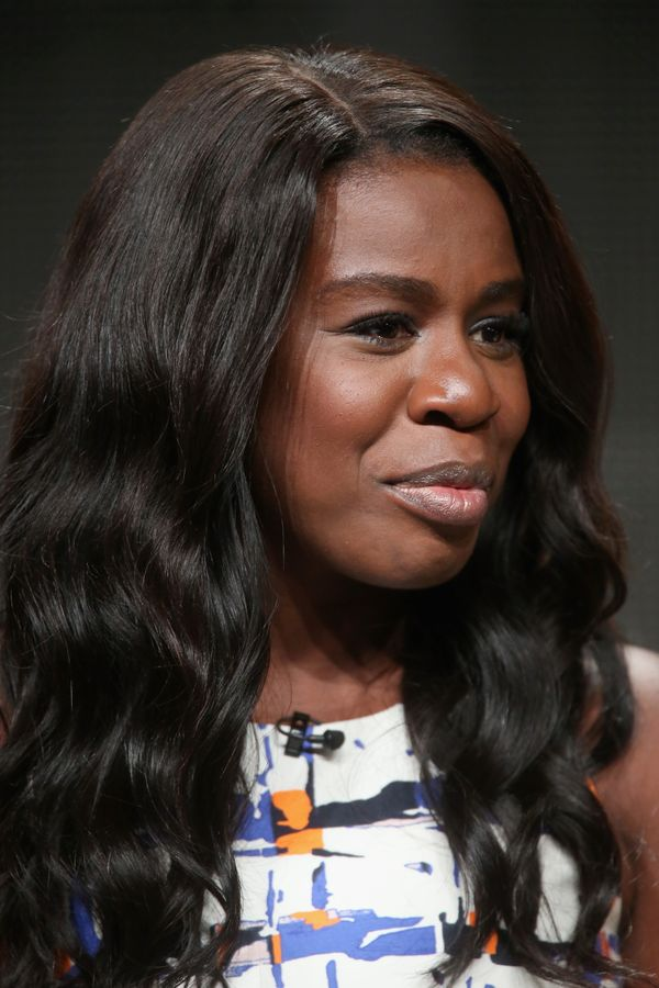 """We love that """"Orange Is the New Black"""" star Uzo Aduba is having fun experimenting with different beauty looks, including thes"""