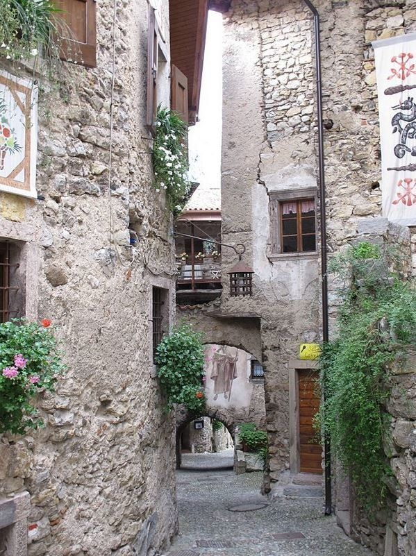 """Located in the city of Trentino, <a href=""""http://www.canaleditenno.com/en/"""" target=""""_blank"""">Canale di Tenno</a> has origins d"""