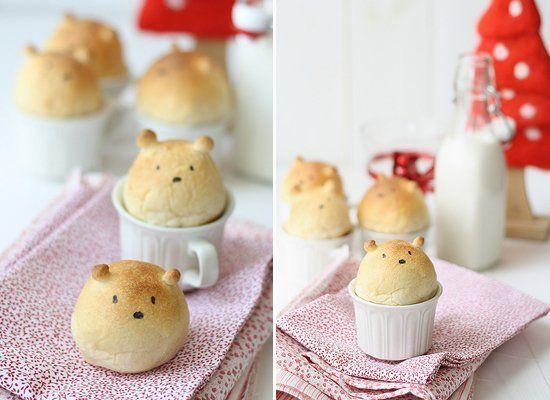"<strong>Get the <a href=""http://www.larecetadelafelicidad.com/en/2012/05/teddy-bear-bread.html"" target=""_hplink"">Teddy Bear B"