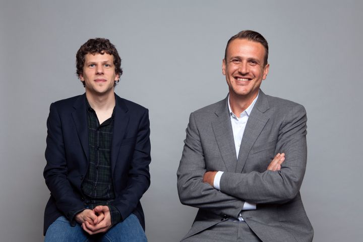 <span>Jesse Eisenberg and </span><span>Jason Segel have given strong performances -- and that's the problem.</span>