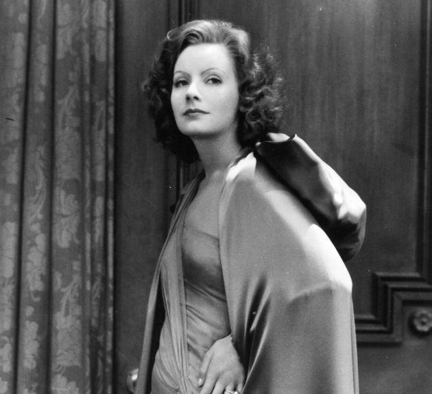 nackt Garbo Greta Joan Crawford