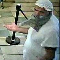 This man attempted to rob a Subway in Coventry, Rhode Island.